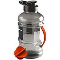 Extreme plus Beast Sports 1.5 L Unbreakable Freezer Safe Gallon Bottle with Mixer Ball and Strainer