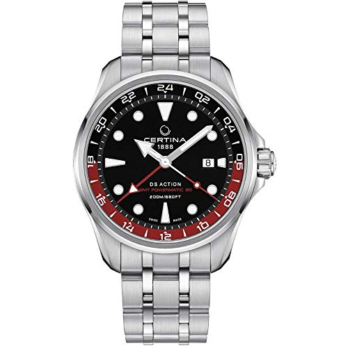 Certina DS Action Herren-Armbanduhr 43.1mm Automatik Analog C032.429.11.051.00
