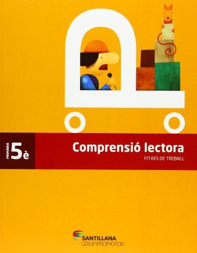 FITXES COMPRENSIO LECTORA 5 PRIMARIA - 9788479188641 por Aa.Vv.