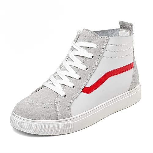 Chaussures femme HWF Chaussures Hautes pour Femme Automne Style Britannique Chaussures Décontractées Style Universel Chaussures Sneaker