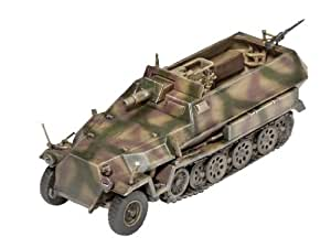 Revell 1:72 Scale Sd.kfz. 251/9 Ausf.c