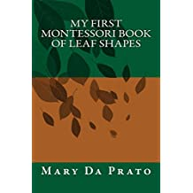 My First Montessori Book of Leaf Shapes (English Edition)