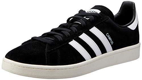 adidas Herren Campus BZ0084 Sneaker, Mehrfarbig (Black 001), 44 2/3 EU - Adidas Amazon