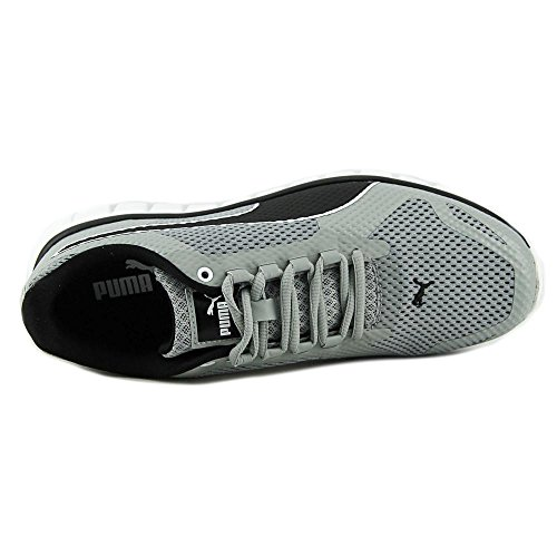 Puma Chaussures de course Blur Limestone Gray-Black-White