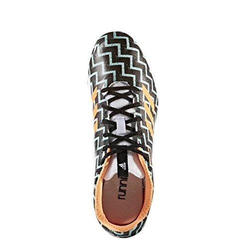 adidas Sprintstar Femmes Chaussures De Course Pointes - Noir Mehrfarbig