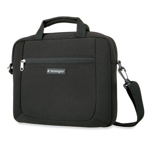 Kensington K62569US Simply Portable-Neoprentasche (12 Zoll Laptoptasche) schwarz