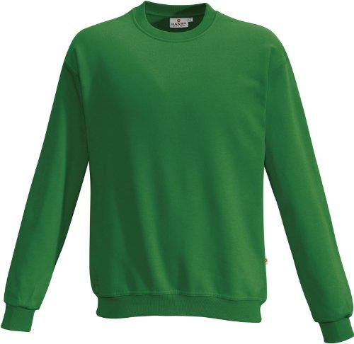 """HAKRO Sweatshirt """"Premium"""" - 471 - wasabi - Größe: XXL"""