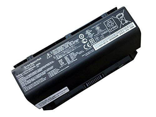 BPXLaptop Battery 15V 88wh Laptop Battery A42-G750 for ASUS (ROG) G750 G750J G750JH G750JS G750JW G750JX G750JZ Series