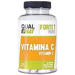 Vitamine C(840 mg), 120 comprimés, bioflavonoïdes, produit de qualité, système immunitaire, beauté, naturel, pour la peau, apte pour végétaliens.