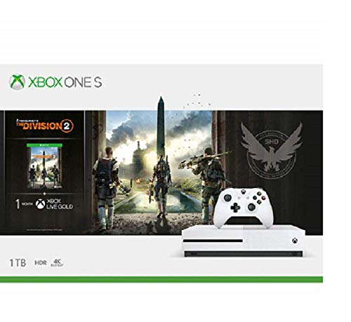 Microsoft Xbox One S 1TB Console - Tom Clancy's the...