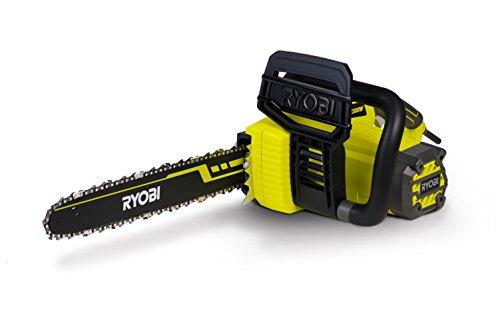 Ryobi RCS2340 Chainsaw, 2300 W - Green/Black