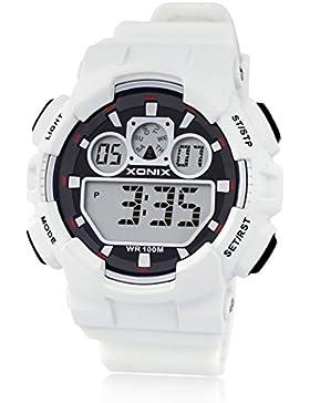 Mode-ZifferblattLEDSport-Uhren/Multifunktionale digitale Mode-Digitaluhr-B
