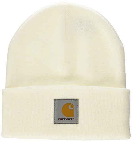 Carhartt, Short Watch Hat - Cappello, unisex, colore white, taglia Taglia unica