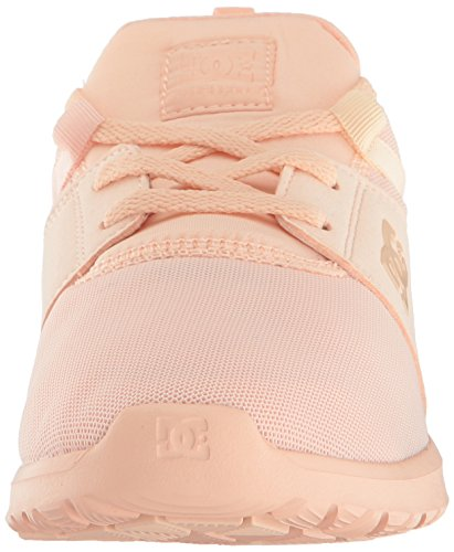DC Apparel, Sneaker Donna Peach Cream