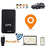 Mini Gps Tracker Device, Anti-thief Portable Real Time Personal and Vehicle Long Standby GPS Tracker for Car/Vehicle/Motorcycle/Bycicle/kids/wallet/documents/bags