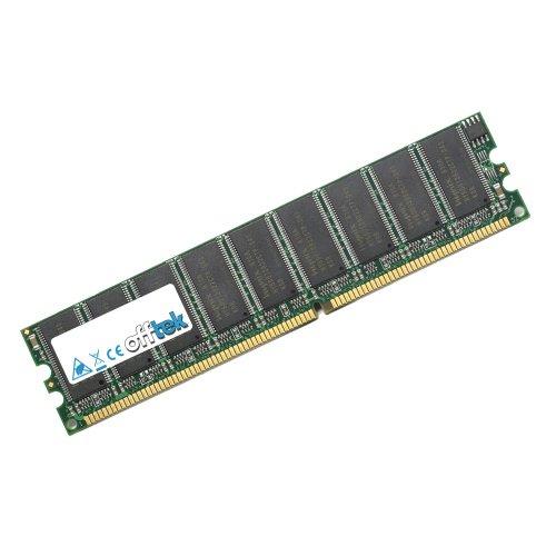 Speicher 512MB RAM für PC Chips M860 (PC3200 - ECC) - Hauptplatinen-Speicher Verbesserung -