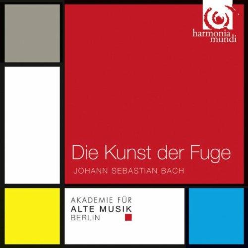 Die Kunst der Fuge, BWV 1080: Contrapunctus 7. Gegenfuge über das variierte Thema und seine Umkehrung in drei verschiedenen Wertgrößen, a 4 -