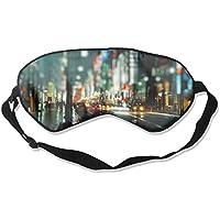 Light And Shiny Green London Street 99% Eyeshade Blinders Sleeping Eye Patch Eye Mask Blindfold For Travel Insomnia... preisvergleich bei billige-tabletten.eu