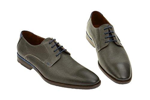 LLOYD LEWIS 2561010 hommes Chaussures à lacets Gris