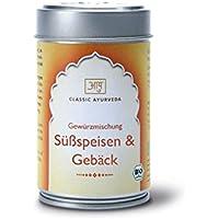 Classic Ayurveda - Bio Süßspeisen & Gebäck Gewürzmischung, 1er Pack (1 x 50g) - BIO preisvergleich bei billige-tabletten.eu
