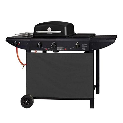 PAPILLON 8130205 Barbacoa Gas 139x57,5x96