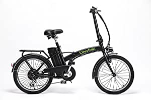Vélo électrique pliant mod. Book 200 Batterie Lithium Ion 36V 10Ah