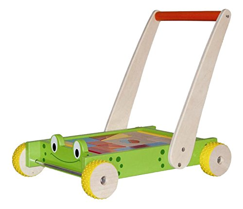 Woodyland-Frog-Walker-with-Building-Blocks-24-Piece