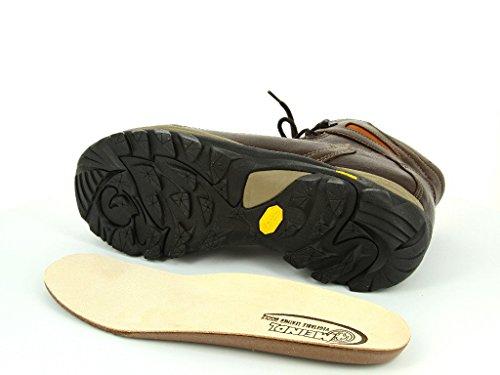 Meindl Shoes Bergamo Identity Men - Dark Brown 44 2/3