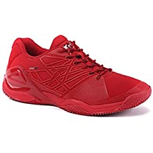 DROP SHOT Zapatilla Cell Red Talla 44, Adultos Unisex