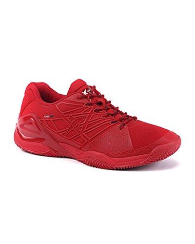 DROP SHOT Zapatillas Cell Red