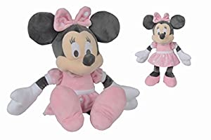 Disney-Peluche Minnie Tonal Rosa 35cm, 5875825