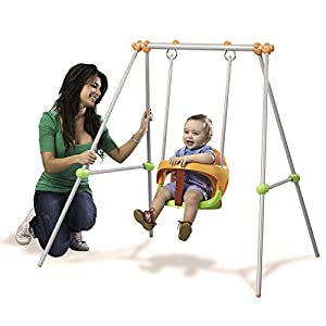 Smoby Baby Swing Metal