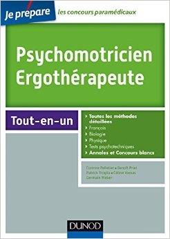 Psychomotricien Ergothérapeute Tout-en-un de Corinne Pelletier ,Benoît Priet ,Patrick Troglia ( 14 octobre 2015 )