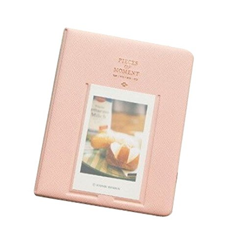 Dimart 64 Pockets Photo Album for Mini Fuji Instax Polaroid 3