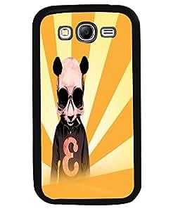 Printvisa 2D Printed Designer back case cover for Samsung Galaxy Grand - I9082 - D4585
