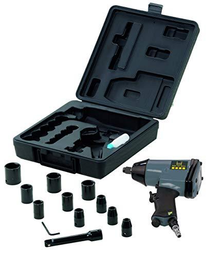 Schneider Impresión Aire GmbH Schneider airsystems SGS atornillador de impacto (Aire Comprimido con ranuras Juego de llaves (10piezas), impresión: 6,3Bar dgkd322820