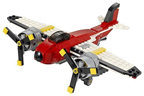 Imagen 4 de LEGO Creator - Aventuras en el aire (7292)