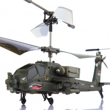 Outdoor Syma Hubschrauber Rc (Syma S109G 3,5 Kanal RC ferngesteuerter Hubschrauber/Helikopter mit GYRO)