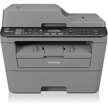 Brother MFC-L2700DW MFC Stampante Laser, A4, Nero