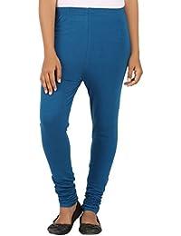 EAGLE Women Blue Color Leggings