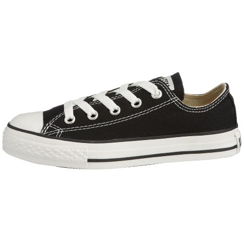 Converse Chuck Taylor All Star OX, Unisex-Erwachsene Sneakers, Schwarz (Black), 46.5 EU (12 Erwachsene UK) - 5