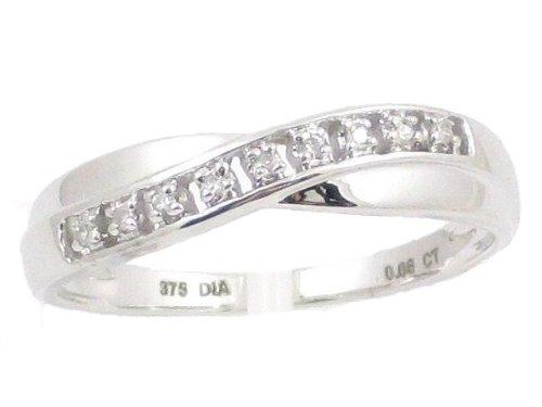 La Colección Anillo Diamante : Anillo Oro Blanco