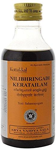 Arya-Vaidya-Sala-Kottakkal-Ayurvedic-Nilibringadi-Keratailam-200-ml