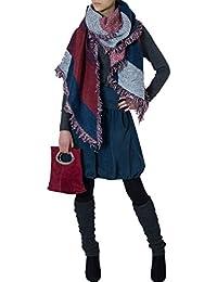 Amazon it  Sciarpe e stole  Abbigliamento  Sciarpe 952d1c6a2fe