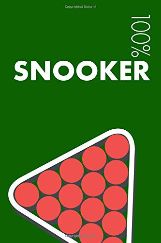 Snooker Notebook: Blank Lined Snooker Journal For Player and Coach por Elegant Notebooks
