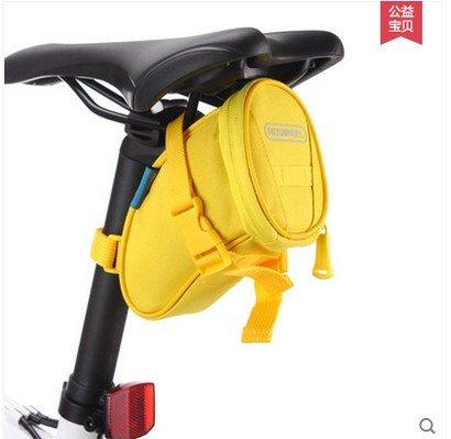 FAN4ZAME Fahrrad Mountainbike Rohr Tasche Tasche Satteltasche Vorderachse Fahrradverleih Ausstattung Ausstattung B
