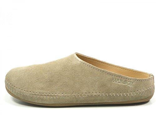 Haflinger Everest Softino 488023-0 Pantofole Unisex - Adulto Beige