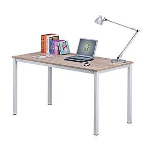 Scrivania ufficio studio camera cm 140 colore rovere