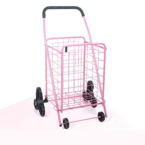 c2d23da58a58 ZSLLO Grocery Shopping Cart Shopping Cart Trolley Pack Foldable Reusable  Grocery Shopping Bag Eco-Supermarket Bag Easy To Use And Heavy Bolsas