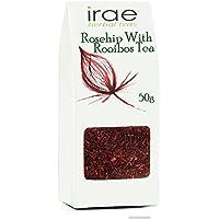 Hagebutten Kräutertee mit Koffein frei Rooibos Tee Base 50 g preisvergleich bei billige-tabletten.eu